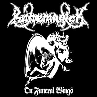 Runemagick - On Funeral Wings 2-LP