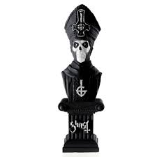 Ghost - Papa Emeritus Candle