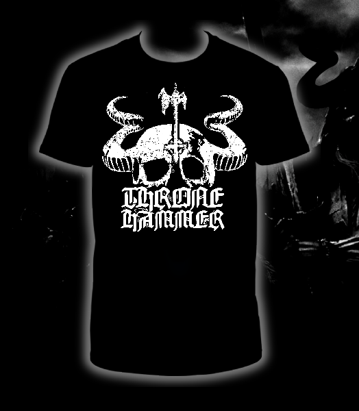 Thronehammer - Usurper Shirt Size L