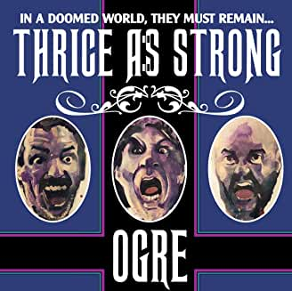 Ogre-Thrice As Strong 2-LP