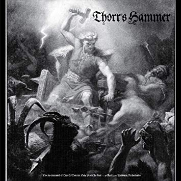 Thorr`sHammer - Live By Command of Tom G. Warrior LP