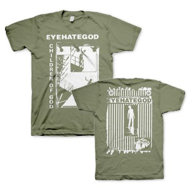 Eyehategod - Children of God Shirt Size L
