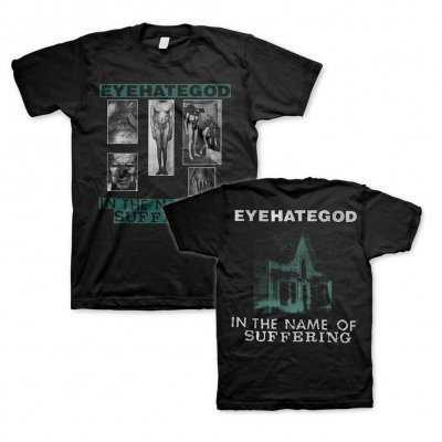 Eyehategod - In the Name of Suffering Shirt Size L