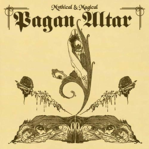 Pagan Altar - Mythical & Magical 2-LP