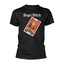Angel Witch - Loser Shirt Size L