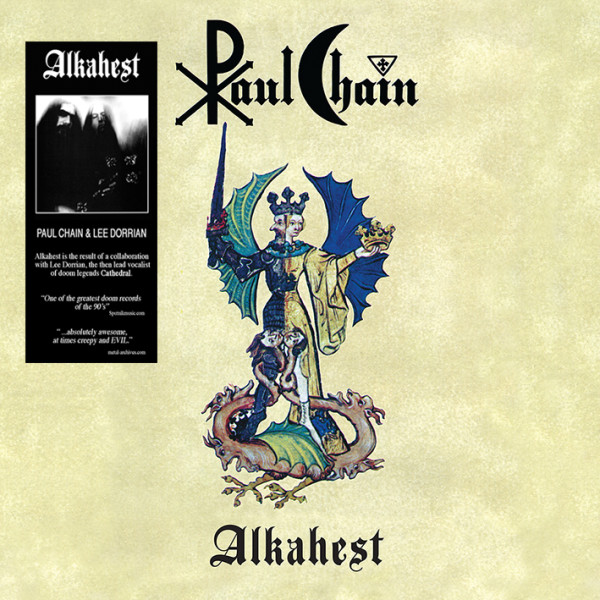 Paul Chain - Alkahest 2-LP