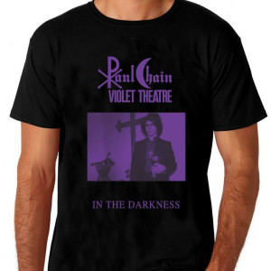 Paul Chain - In the Darkness Shirt Size XL