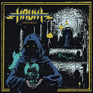 Haunt - Mind Freeze LP ( black)