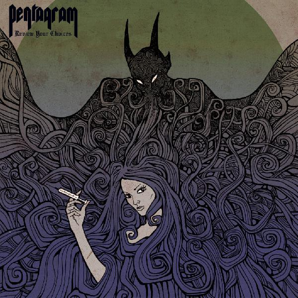 Pentagram - Review your Choices LP ( colour) pre-Order 31th January