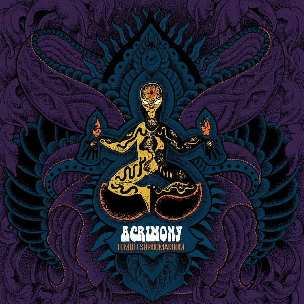 Acrimony -Tumuli Schroomaroom 2-LP (orange)