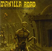 Manilla Raod - Playground of the Damned LP