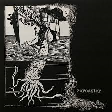 Zoroaster – Same LP