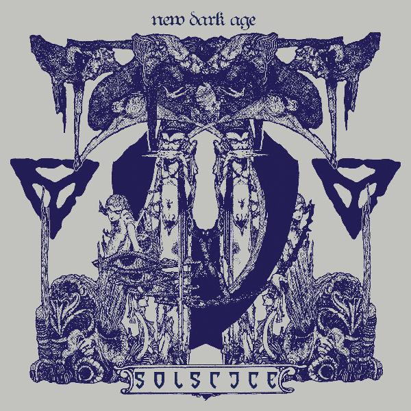 Solstice - New Dark Age - 2-LP ( black)
