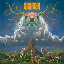 Sigiriya - Maiden - Mother - Crone Digipack CD