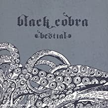 Black Cobra - Bestial CD