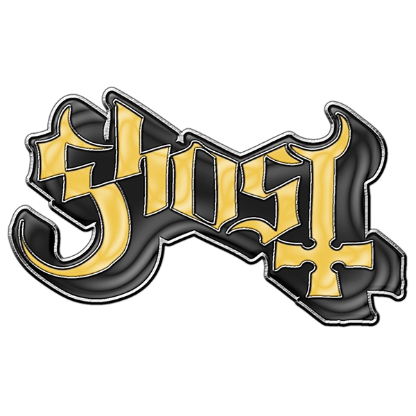Ghost Metal Pin ( Logo)