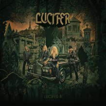 Lucifer - III CD