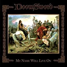 Doomsword - My name will live on CD