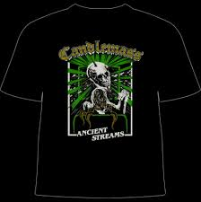 Candlemass - Ancient Streams Shirt Size L
