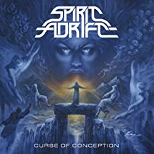 Spirit Adrift - Curse of Conception LP ( Blue)