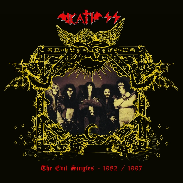 Death SS - The Evil Singles 1982-1997 2-CD