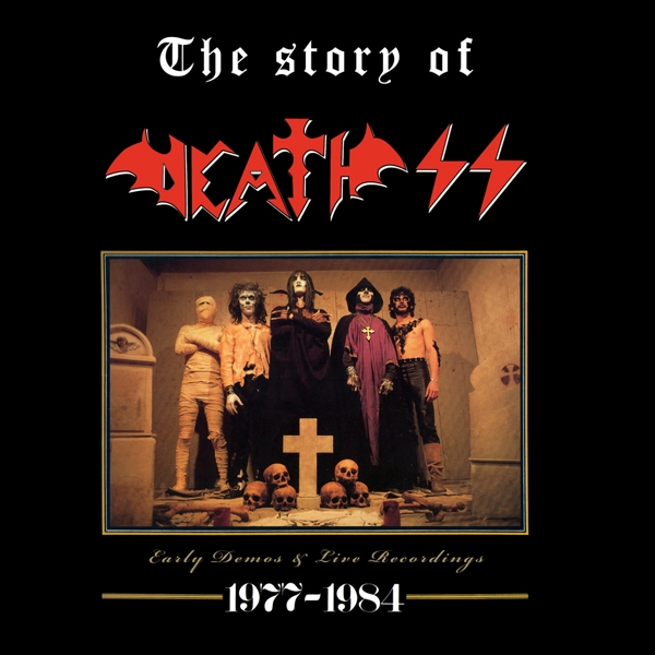Death SS - The Story of Death SS 2-CD