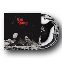 Eye of Doom - Curse of the Pharaoh LP ( Black/ White)