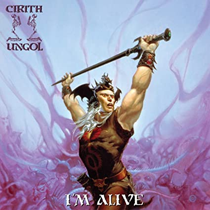 Cirith Ungol - I am Alive 2-CD + 2 DVDs