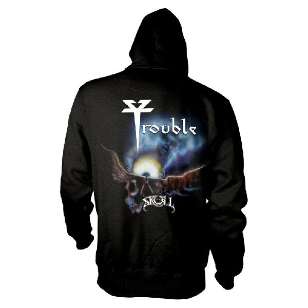 Trouble - The Skull Hoddie Size XL