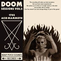 1782 / ACID MAMMOTH - Doom Sessions Vol.2 (black) LP