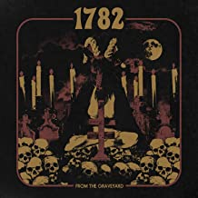 1782 - From the Graveyard Digipack CD
