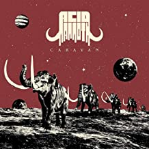 Acid Mammoth - Caravan LP ( black)