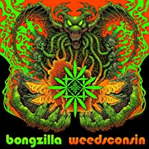 Bongzilla - Weedsconsin LP ( black)