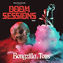 Bongzilla / Tons - Doom Sessions Vol. 4 Digipack CD